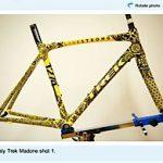 ランス・アームストロングの自転車がどんどんすごいことになってる件