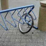 Twitterで自転車盗難情報を交換
