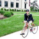 自転車通勤できる範囲はどれくらい?