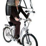 自転車を屋根付きにする「Veltop」