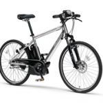 新基準対応の電動アシスト自転車、ヤマハとパナソニックから同時デビュー