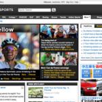 米Yahoo! Sportsのサイクリング情報