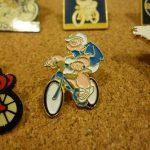 バイクプラス佐藤さんの自転車ピンズコレクション(最終回)