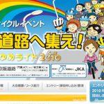 第二京阪サイクルイベントの名称は「OSAKAゆめライド2010」