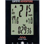 CATEYEから高度や斜度、気温もわかるメーター「CC-AT200W」が登場