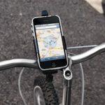 自転車にiPhoneを取り付けできる「TUNEMOUNT Bicycle mount」