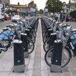 ロンドンで自転車シェアリング始まる