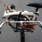 Photo:自転車に自転車