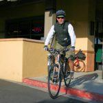自転車で行ってきます