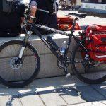 Photo:救急自転車