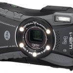 GPS内蔵のタフなデジカメ「PENTAX Optio WG-1 GPS」