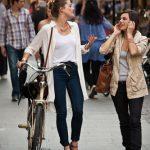Photo:自転車を押して歩く(2)
