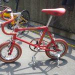 70年代の超小径車「アラヤ  マイクロハリー」