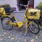 Photo:自転車でお届け 2