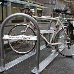 Photo:ちょこっと、駐輪。