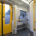 Photo:鉄道+自転車