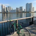 週刊マティーノ:シクロクロスバイクで落ち葉の上をツーリング【PR】
