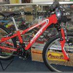 【週末PR特集】24インチのジュニア用MTB「SPECIALIZE HOTROCK」/FELTのアルミロードバイク「F75」/期間限定のサイクリングコース【120413】