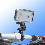 上海問屋から動画撮影に特化した自転車用iPhoneマウントが登場