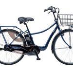120kgまでOK!な電動アシスト自転車「パナソニック ViVi STRONG」