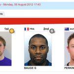 ロンドンオリンピック:男子スプリントはジェイソン・ケニー(イギリス)が金メダル