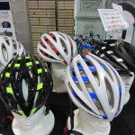 【週末PR特集】ヘルメットって大事です/みんなで走りませんか?/メンテナンス行なっています【120927】