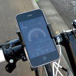 やっとiPhone 5が手に入ったので3GSを自転車用にしました