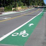 Photo:いろいろな自転車道・自転車レーン
