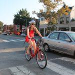 「安全で快適な自転車利用環境創出ガイドライン」を少しずつ読む」(7)自転車専用通行帯の整備形態