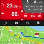 iPhone用サイクルコンピュータアプリ「Runtastic Road Bike PRO」がバージョンアップ、Android版も登場