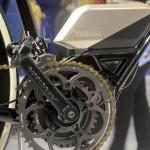 クラシカルな双胴チューブ×ヤマハのハイテク:電動アシストのロードバイク「YPJ-01」
