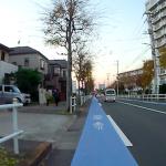 町田市金森の自転車レーンを走ってきた【バイクコンシャス】