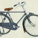 1961年の「ツバメ自転車」カタログから