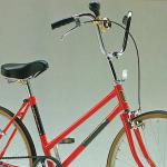 1980年代を象徴する「カマキリ」はシンプルで上品なシティサイクルだった