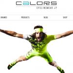 サイクルウェアのオンライン・セレクトショップ「CaLORS」オープン、PISSEIの2014年春夏の取り扱いも開始