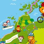 愛媛県のサイクリング情報が集まる「愛媛マルゴト自転車道」