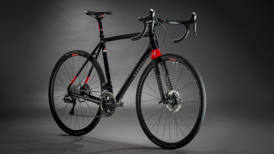 Niner Bikes RLT 9 Black Di2 Hydro