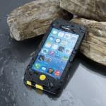 IPX6をクリアーしたiPhone5 / 5S対応ケース「TOPEAK Weatherproof RideCase」