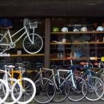 """ゆっくりとした時間が流れる街から""""自転車のある暮らし""""を語りかける「tokyobike gallery 谷中」"""