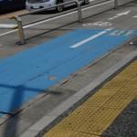 桜通の自転車道をちょっと眺めて考えた