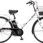電動アシスト自転車の運動強度は歩くのと同等くらいには、ある