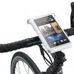 TOPEAKの自転車用スマホケース「スマートフォン ドライバッグ」に6インチ用モデルが登場