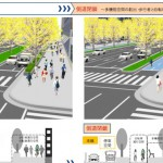 大阪市が御堂筋の道路空間再編案についてのパブコメを募集中
