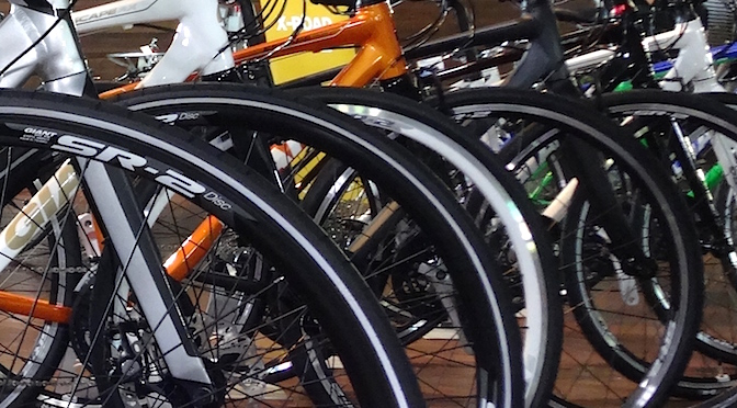 自転車店が苦手という気持ち