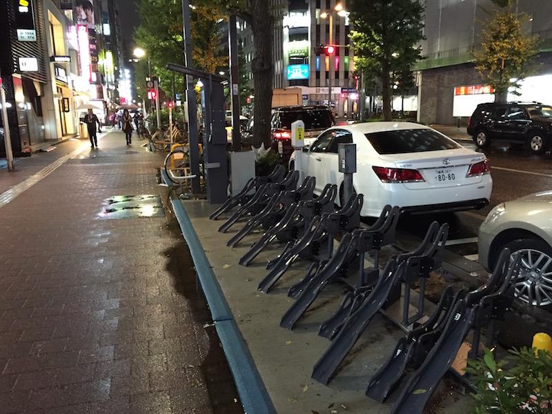 自転車の 新宿 自転車 駐輪場 無料 : ... 近くにコイン式駐輪場   CyclingEX