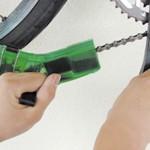 自転車のチェーン洗浄に便利なグッズ