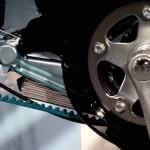 通学自転車にパワーを!ベルトドライブ+前ハブモーターの電動アシスト自転車「アルベルトe」登場!