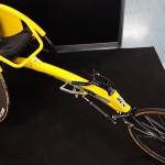 2015 ハンドメイドバイシクル展を見てきた(2)OXグループのレース用車椅子