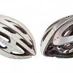 額で心拍を読み取るヘルメット「LAZER GENESIS LIFEBEAM」