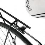 ロードバイクのための細いリアキャリア「ミノウラ RC-1000」